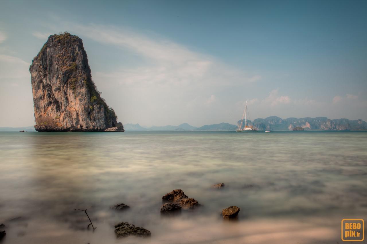 Thailande – Krabi, Ao Nang, Railay, Phra Nang