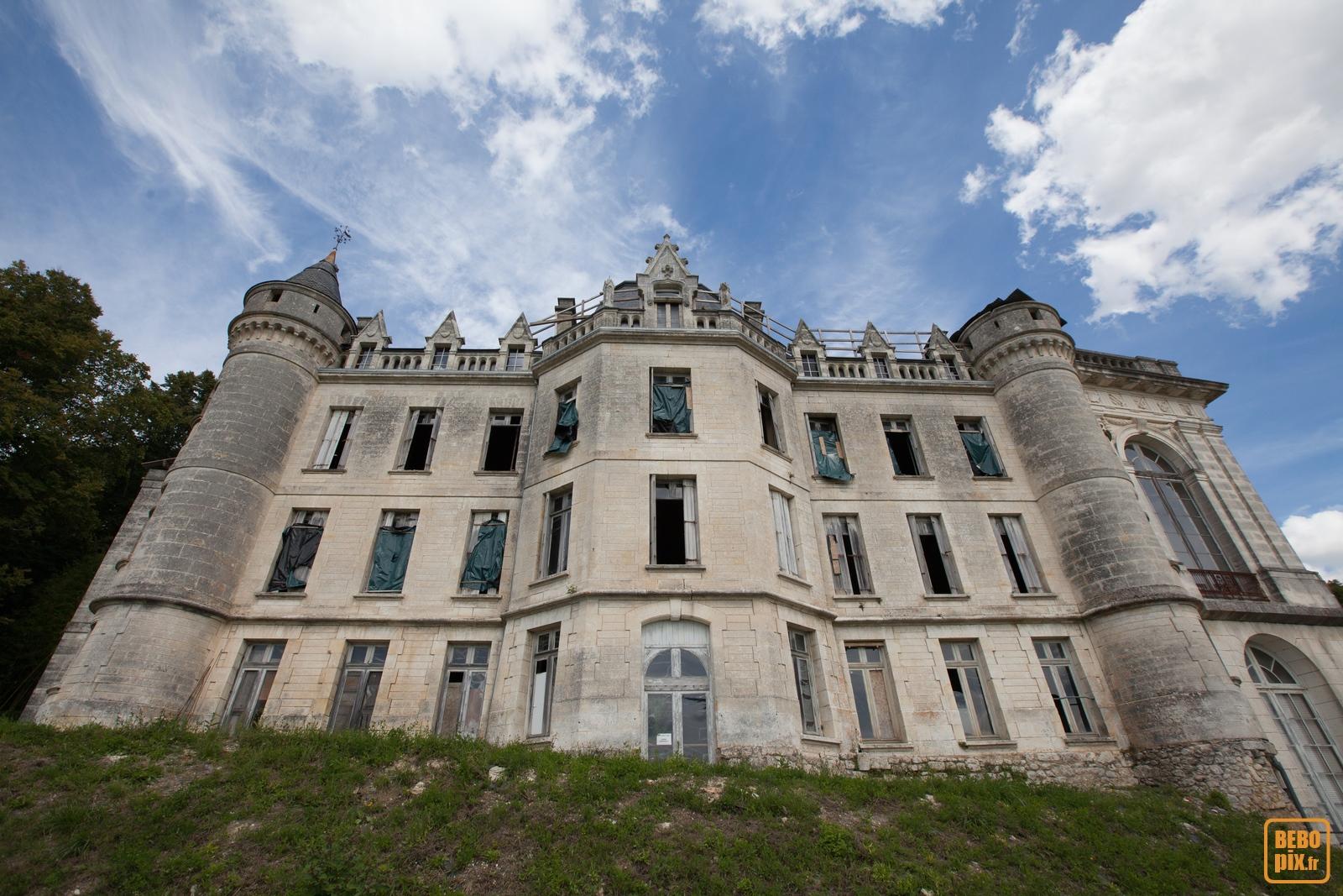 Le château de la Mercerie