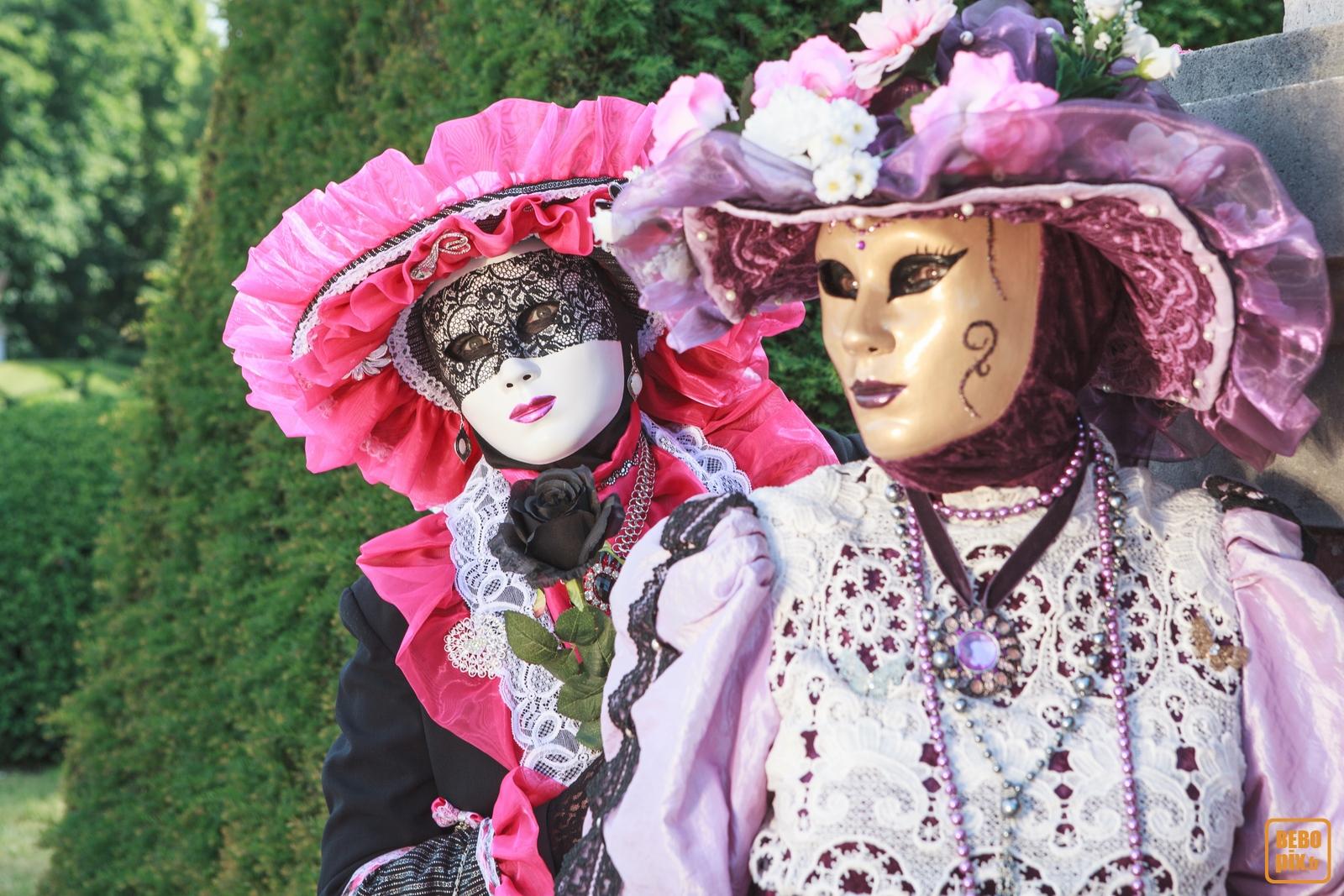 Carnaval de Venise au château de Breteuil