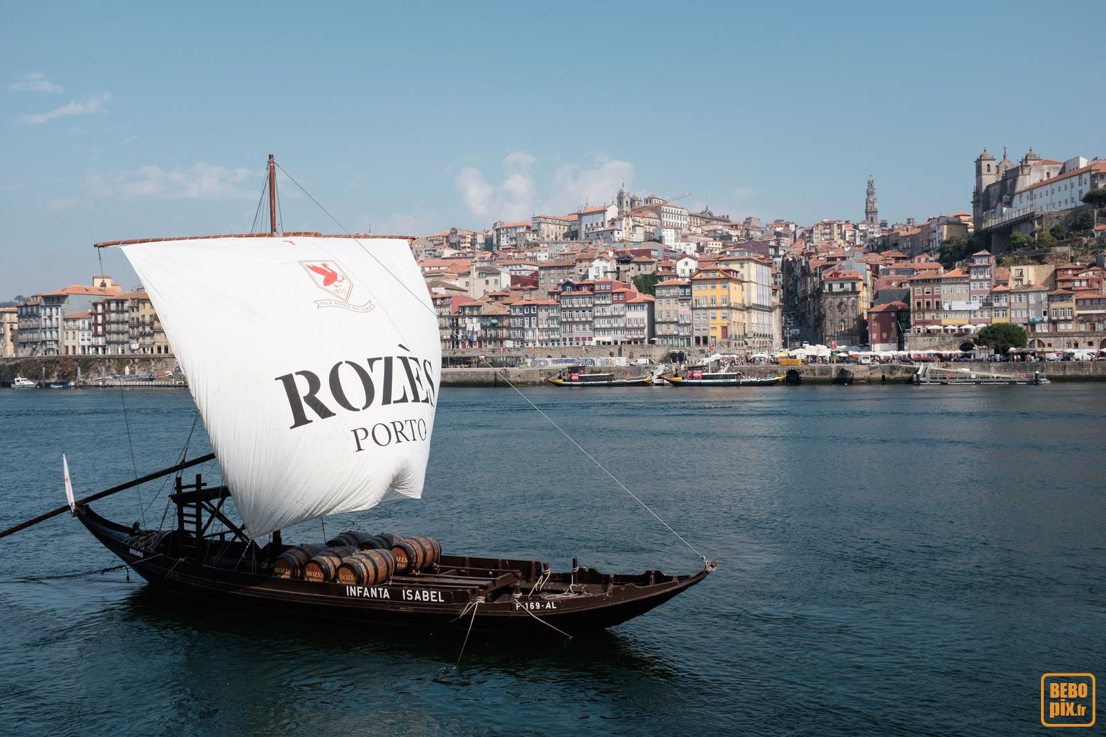 Porto – des rues à l'océan